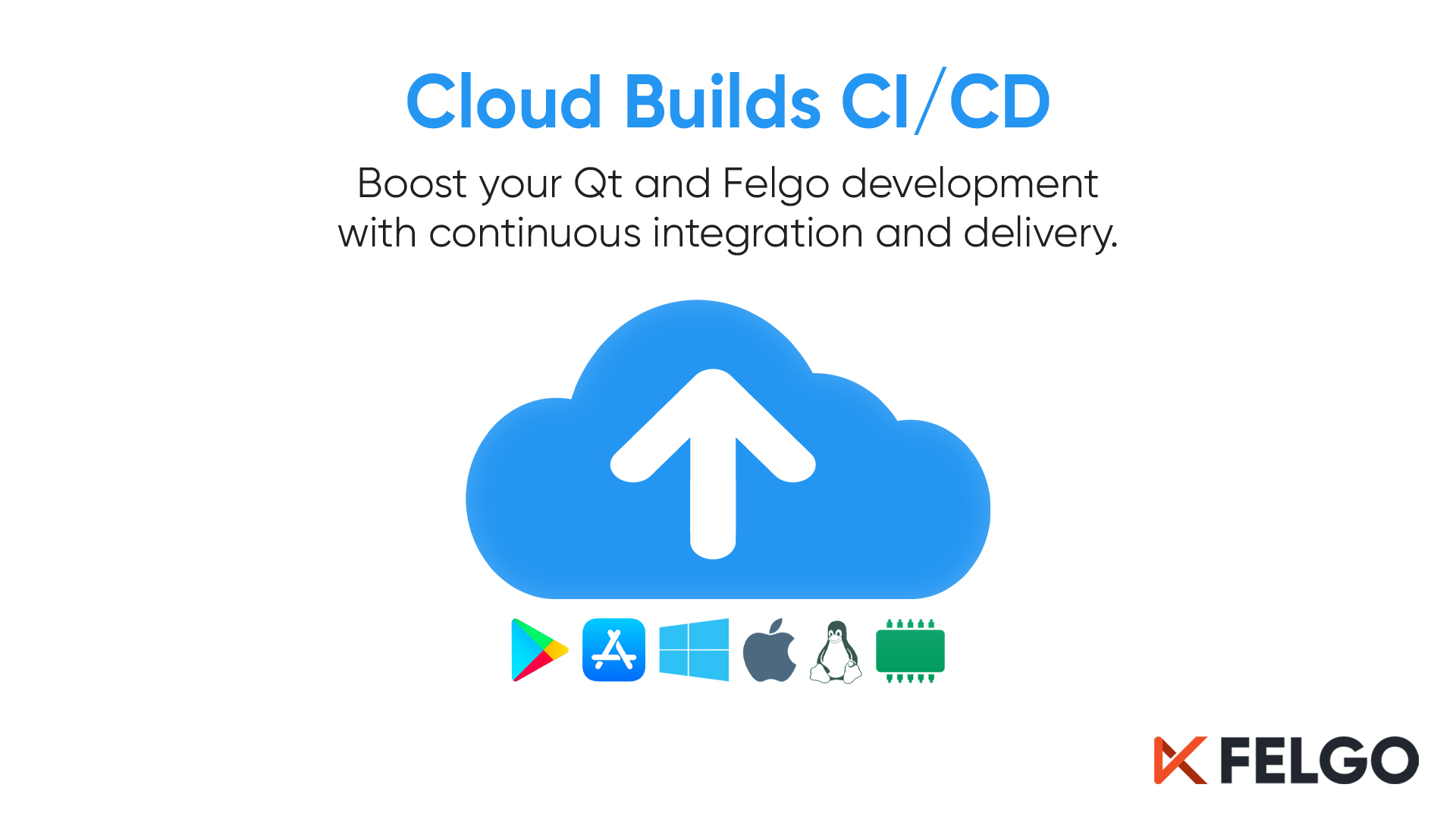 Felgo Cloud Builds