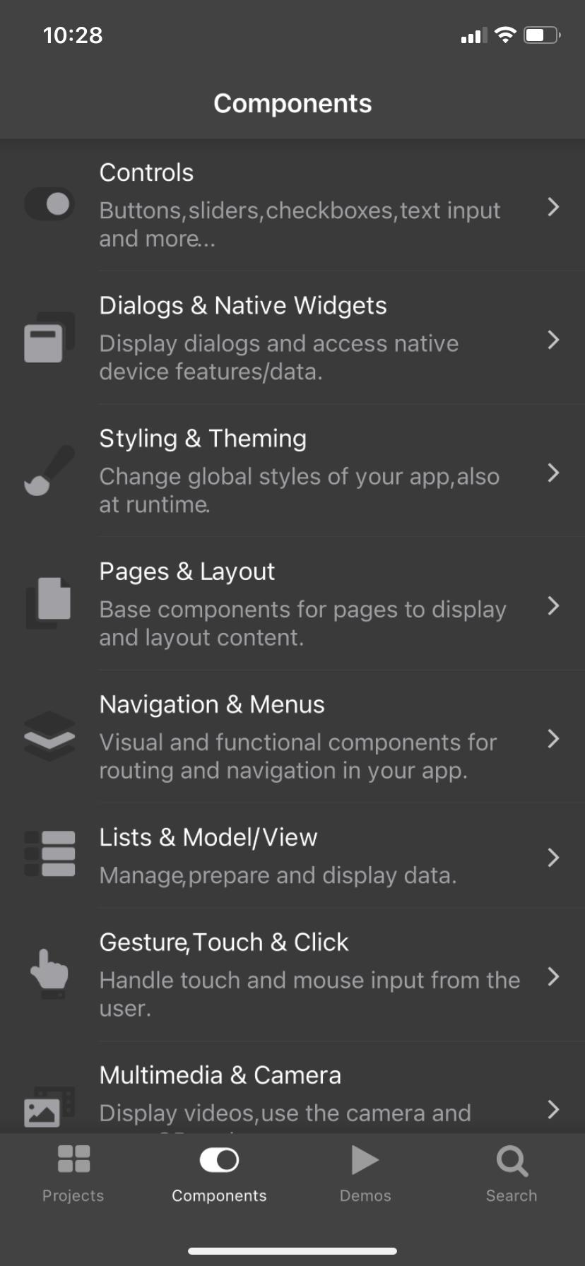 felgo-developer-app-dev-app-live-client